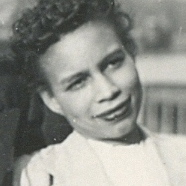 My grandmother, Mildred Lewis